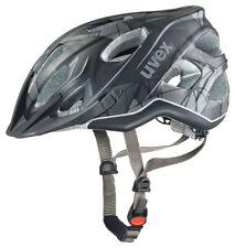 UVEX Sport Touren Fahrradhelm Adige CC black matt 52-57 cm
