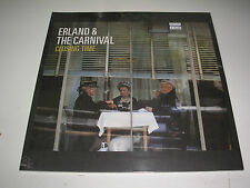 Erland & The Carnival Closing Time LP sealed New gatefold edition