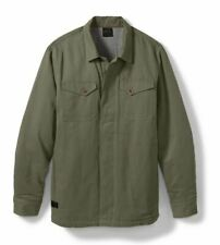 Oakley Men's Control Woven Jacket Utility Coat Olive Green Regular Fit Medium