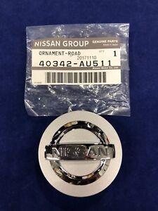NEW Genuine OEM Nissan Factory Wheel Center Cap 40342-AU511 40342-AU510