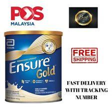 Complete Nutrition Milk Powder Vanilla Flavor -850g Abbott Ensure Gold