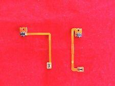 Nintendo 3DS XL Schultertasten mit Flexkabel im Set (L + R) - NEU -