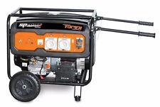SP Tools Generator 15Hp 8.1KVA 6500w Construction Series Sine Wave SPGC8100E