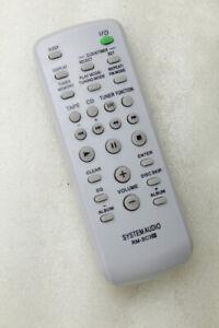 Remote Control For Sony CMT-GS10 CMT-BX1 CMT-CPZ2 CMT-CPZ3 HCD-CBX3 System Audio