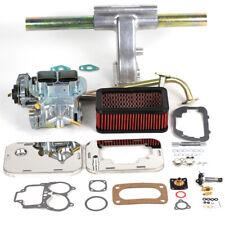 32/36 DGEV Carburetor+Air filter (65mm) Cleaner+Manifold+Gasket kits For VW Bug