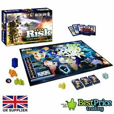 Risk 8-11 Years Modern Board & Traditional Games