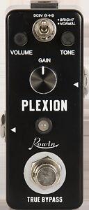 """Rowin LEF-324 Plexion Tone unique vintage""""Plexi"""" amp sound USA Seller"""