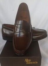 Allen Edmonds Mens Dress Shoes Walden Burgundy Loafer Size 7 D