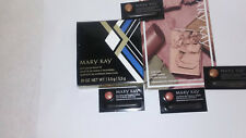 eye color shadows palette mary kay collection 5 colors full size + 9 samples NWT