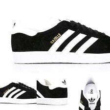 Adidas Trainers Sneakers Mens Black Gazelle BB5476 RRP £80 UK 8 8.5 9 9.5 10
