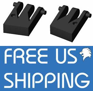 STRONGER Corsair K95 Platinum Gaming Keyboard Replacement Tilt/Foot/Leg/Feet 2pc