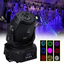 60W LED Stage Moving Head DMX Gobo Spot Lyre à lumière éclairage DJ KTV disco