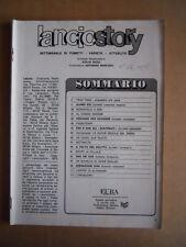 LANCIOSTORY n°16 1975 ed. Eura  [G510] Senza Copertina
