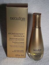 Decleor Aromessence Magnolia Youthful Oil Serum ~ 15ml New & Boxed