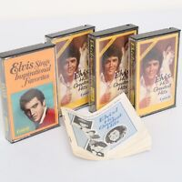 ELVIS!  His Greatest Hits 3 Cassette TAPE TAPES INSPIRATIONAL READERS DIGEST CC2