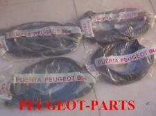 Peugeot 504 Door seal kit x4 units (over the door)