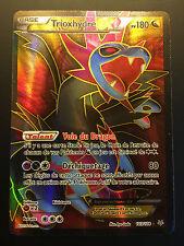 Carte Pokemon TRIOXHYDRE 103/108 Holo Ultra Rare Ex Full Art XY6 Française NEUF