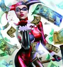 """DC COMICS SUICIDE SQUAD HARLEY QUINN 13""""X19"""" POSTER PRINT GAME ROOM #23"""