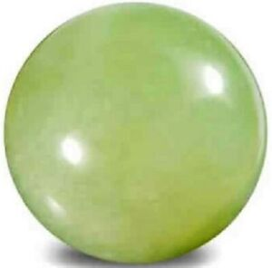 Highly Polished 45mm Crystal Spheres, Emits Natural Energy - New Jade