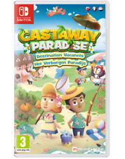 Castaway Paradise, Destination Vacances Nintendo SWITCH Neuf sous