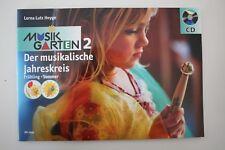 Abverkauf Noten:  Lutz; Musikgarten 2, Frühling-Sommer; Divers