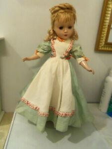 """Madame Alexander 1948 MEG Little Women 14"""" Doll"""