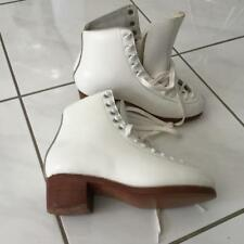 FIGURE SKATING BOOTS TOMMY ALTAMURA SPECIALS  LEATHER HAND MADE IN AUSTRALIA