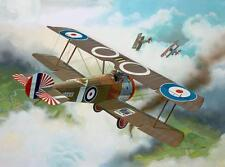 Revell 4190 WWI British Sopwith F-1 Camel 1/72 Scale Plastic Model Kit