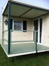 Used 2 bedroom Static caravan for sale off site only 24x13 with verandah x 3