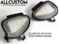 LED ECLAIRAGE BLANC XENON SOUS RETROVISEURS pour VW GOLF 6 08-12 GTI GTD TDI TSI
