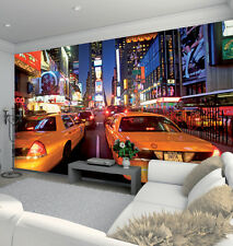 New York Times Square Wallpaper Mural Sticker - 124x91.5