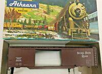 HO scale Branchline Athearn Nickle Plate 50' Double door autocar  NKP Vintage