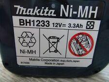 Genuine Makita Battery 10.8v 1.0ah 191592-1