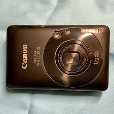 Canon PowerShot Digital ELPH SD780 IS / Digital IXUS 100 IS 12.1MP Camera Tested