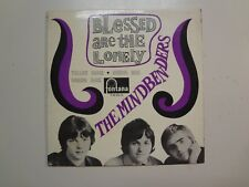 """MINDBENDERS:(w/Eric Stewart Of 10CC)Blessed Are The Lonely +3-Portugal 7"""" EP PCV"""