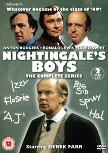 Nightingale's Boys: The Complete Series BRAND NEW DVD