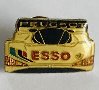 Peugeot Esso Motor Racing Formula 1 Advertising Pin Badge Rare Vintage (F11)