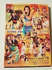 2 DVD PARIS BY NIGHT #78 - đường xưa /  The Far East - Vietnamese