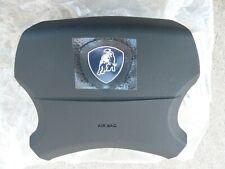 NEW 1997-99 Lamborghini Diablo Black Drivers Steering Wheel Airbag SRS Air Bag
