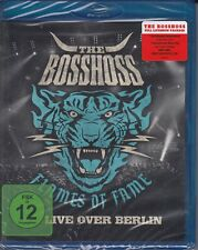The BossHoss / Flames Of Fame / Live Over Berlin (Blu-ray, NEU! OVP)