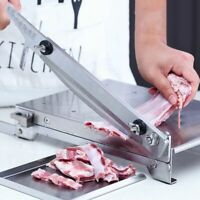 "13.5"" Meat Cutting Machine Chicken Duck Lamb Bone Sawing Machine Manually"