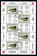 ��sterreich gestempelt Kleinbogen  MiNr.  2414  Tag der Briefmarke.2003