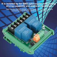 1/2 Channel 30A 5V 12V 24V Relay Module + Optocoupler Low High Level Trigger DC