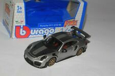Model Porsche 911 GT2 RS Bburago 1:43 Burago Street Fire New