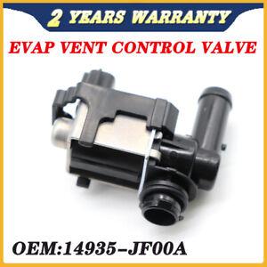 14935-JF00B New Vapor Canister Purge Solenoid Evap Vent Control Valve For NISSA