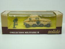SOLIDO - MILITAIRE - BUSSING NAG SD.KFZ - N°6051 - BOITE - ANCIEN -