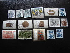 ALLEMAGNE RFA timbre yt n°1167 a 1180 obl - stamp germany