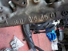 88 MERCEDES ENGINE HEAD ALUMINUM  560 SL MB #117 016 45 01 w/valves/spring