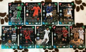 Panini Uefa Euro 2021 kick off Szczesny,Wijnaldum,Chiesa lot xl limited cards