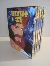 COFFRET 5 DVD COLLECTOR ULYSSE 31 L' INTEGRALE DE LA SERIE / VF FR COMPLET